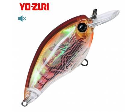 Yo Zuri 3DR Shallow Crank