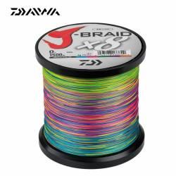 Daiwa J Braid X8 Multicolore 1500m
