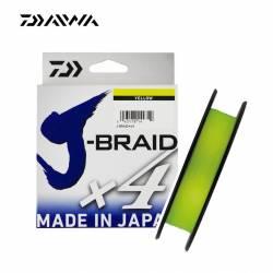 Tresse Daiwa J Braid X4 270m