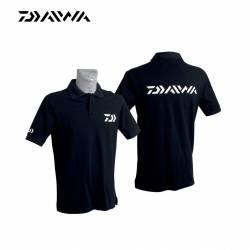 Daiwa Polo Manches Courtes 100% Coton