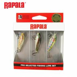 Rapala - Kit Truite 3 Countdown - RA8900006