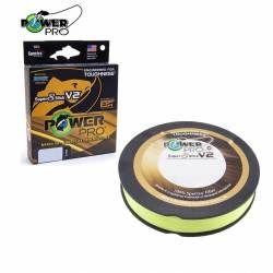 Tresse Power Pro 8 Brins Sup 8 Slick V2 275m