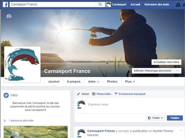 Carnasport Facebook